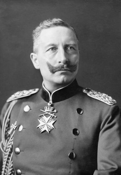 Kaiser Wilhelm II of Germany and Prussia, 1902