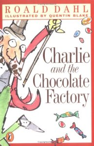 Charlie and the Chocolate Factory by Roald Dahl, 1964.
