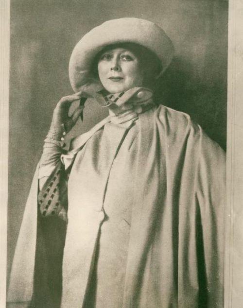 Isa Duncan 1903